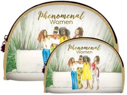 Phenomenal Women 2 Cosmetic Bags