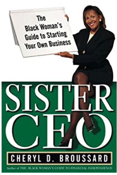 Sister CEO Cheryl D. Broussard