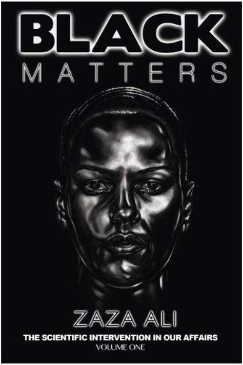 Black Matters Volume 1 Za Za Ali