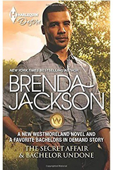 The Secret Affair & Bachelor Undone Brenda Jackson