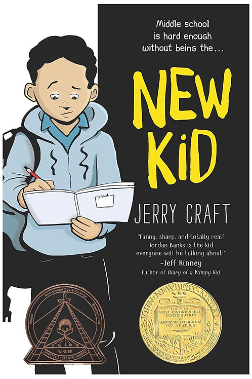 New Kid Jerry Craft