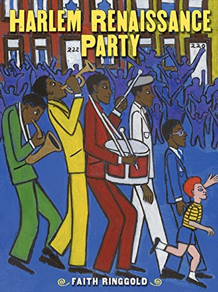 Harlem Renaissance Party Faith Ringgold