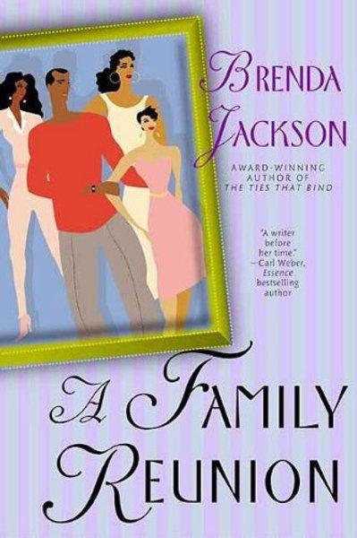 A Family Reunion Brenda Jackson