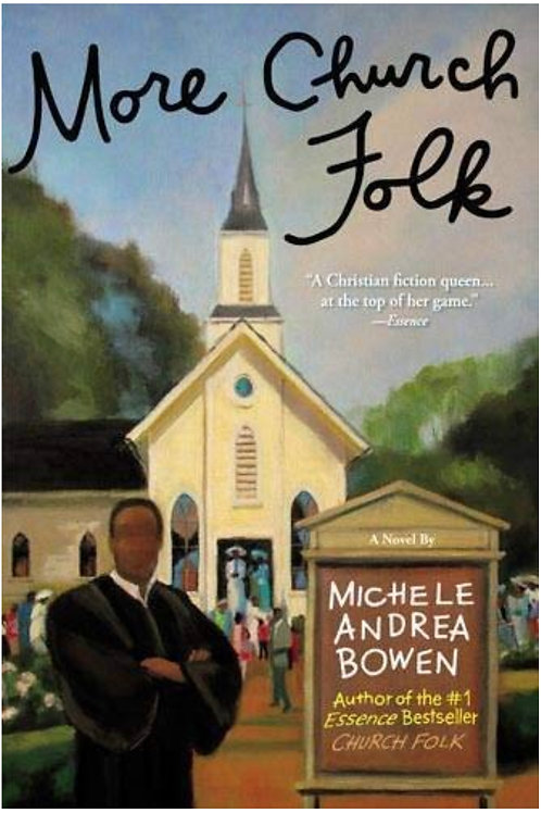 More Church Folk Bowen, Michele Andrea