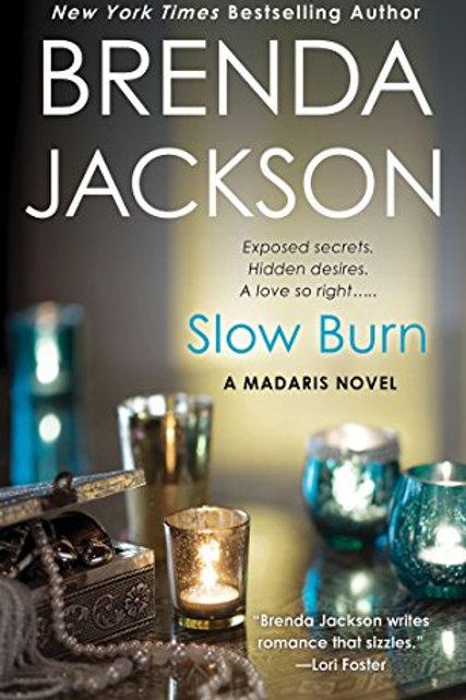 Slow Burn A Madaris Novel Brenda Jackson