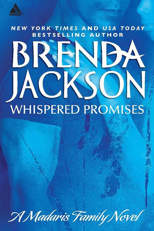 Whispered Promises A Madaris Family Novel