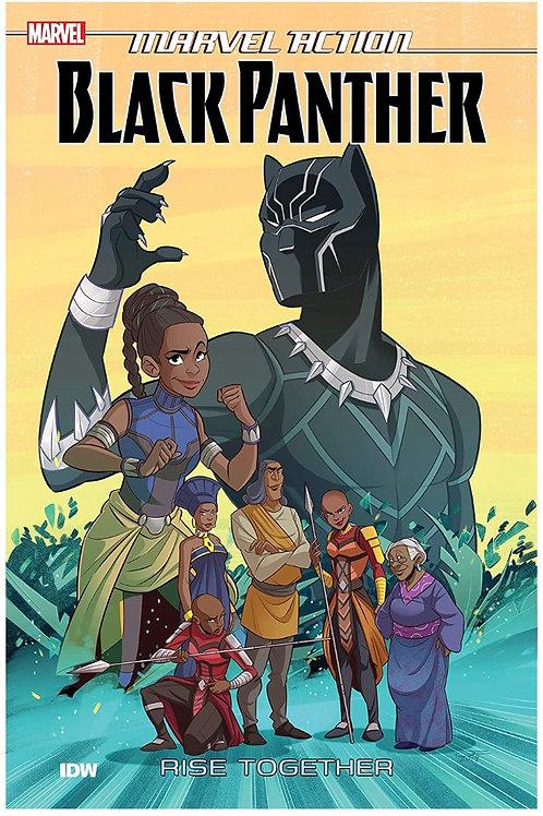 Marvel Action: Black Panther RISE TOGETHER