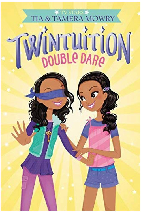 Twintuition: Double Dare Tia Mowry Tamera Mowry