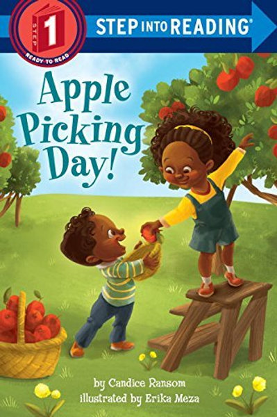 Apple Picking Day! Candice Ransom