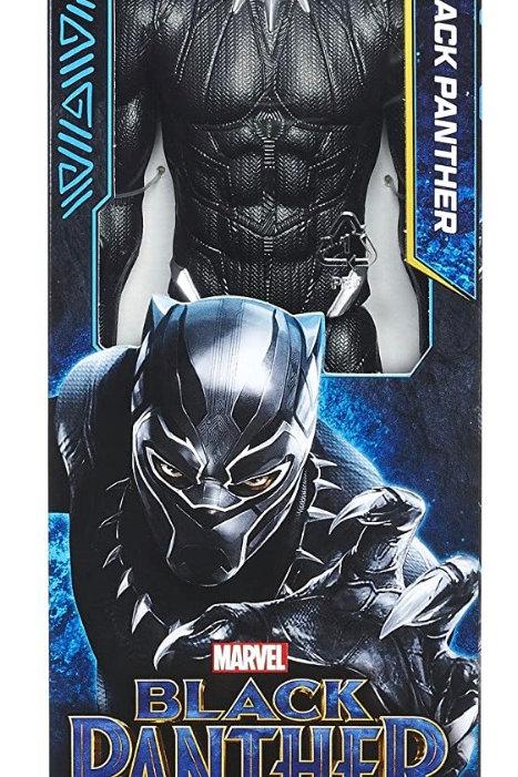 Marvel Black Panther Titan Hero 12 Inch
