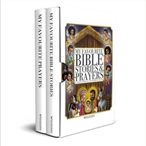 My Favourite Bible Stories & Prayers