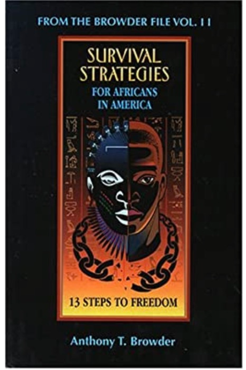 From the Browder File Vol II: Survival Strategies for Africans in America