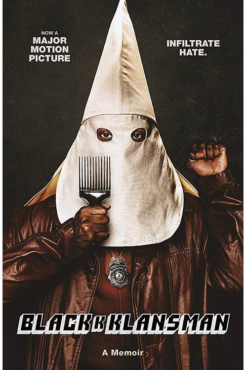 Black Klansman Ron Stallworth