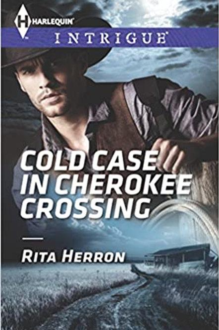 Cold Case in Cherokee Crossing (Harlequin Intrigue) Rita herron