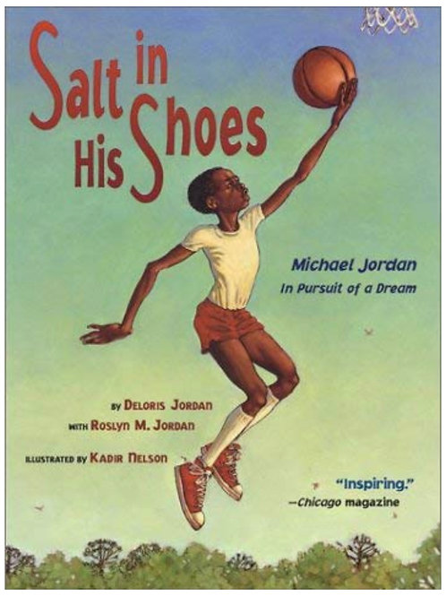 Salt in His Shoes: Michael Jordan Deloris Jordan
