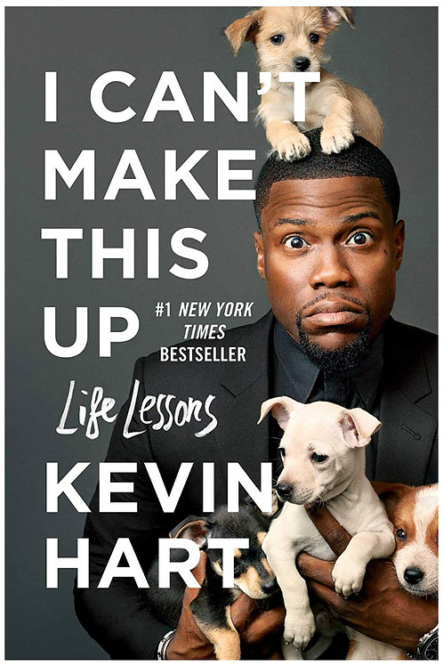 I Can't Make This Up Kevin Hart