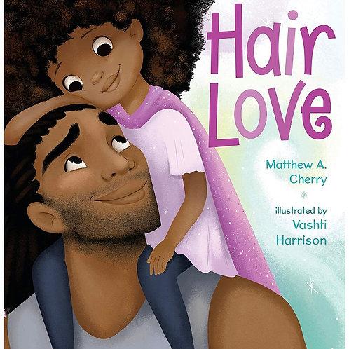 Hair Love Matthew A. Cherry