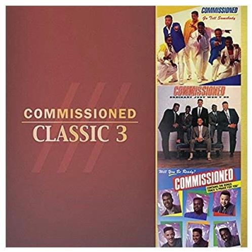 Classic 3 Commissioned