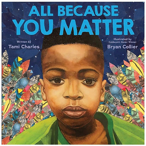 All Because You Matter Tami Charles