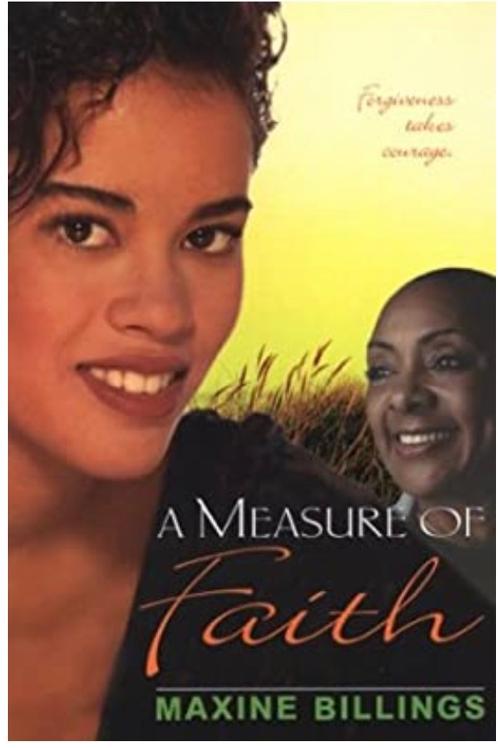 A Measure Of Faith Maxine Billings