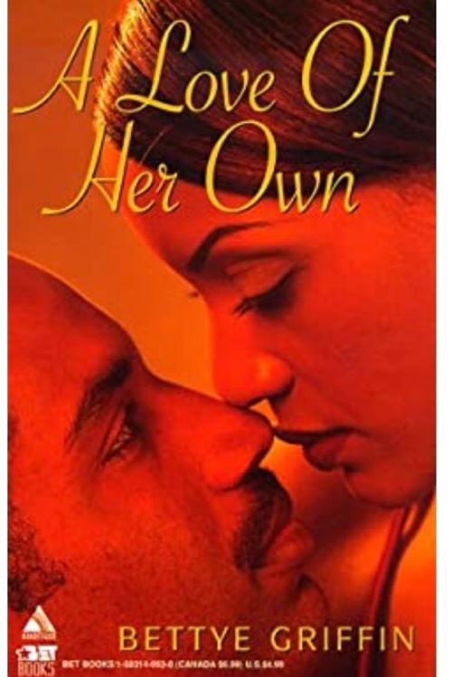A Love Of Her Own (Arabesque) Griffin, Bettye