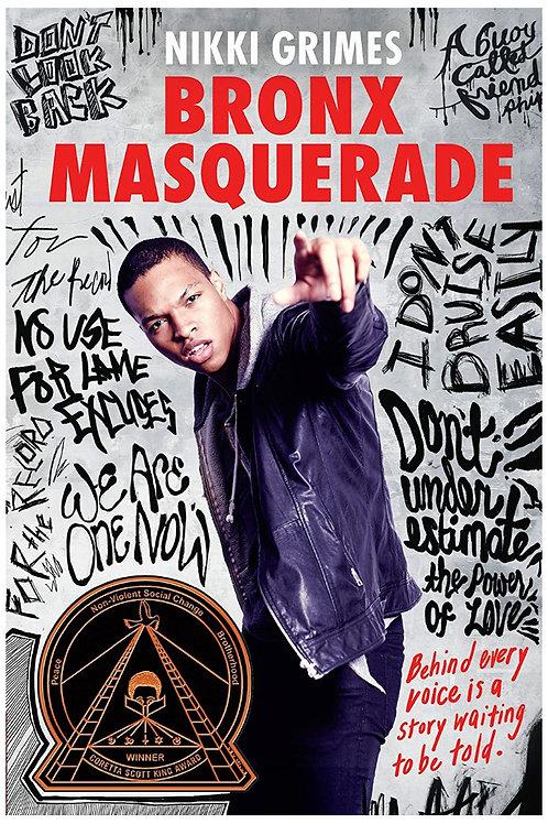 Bronx Masquerade Nikki Grimes