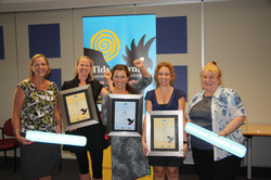 Tidy Towns Regional Winners 2010