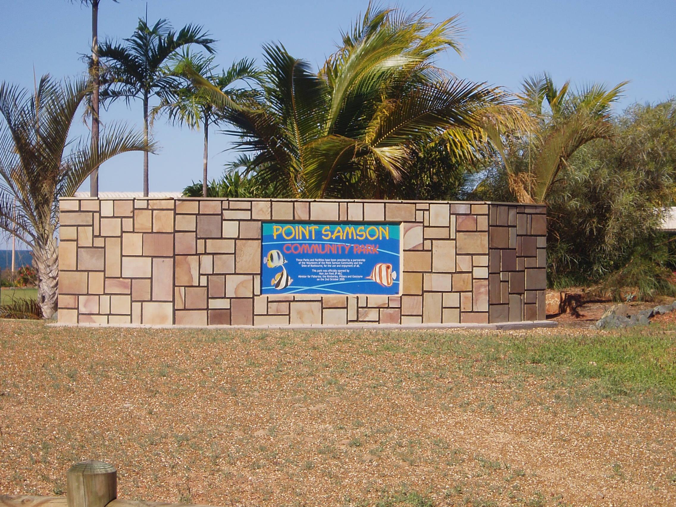 Point Samson Community Park