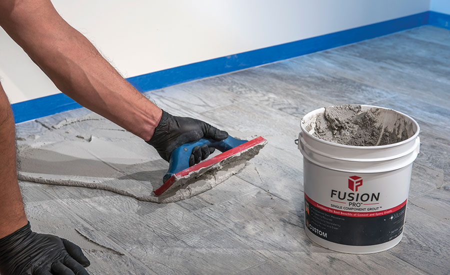 Stain Resistant Grout