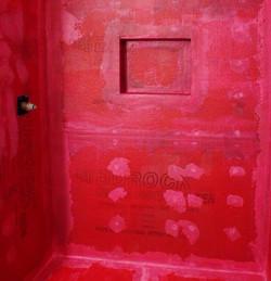 Waterproofing Behind Shower Tile
