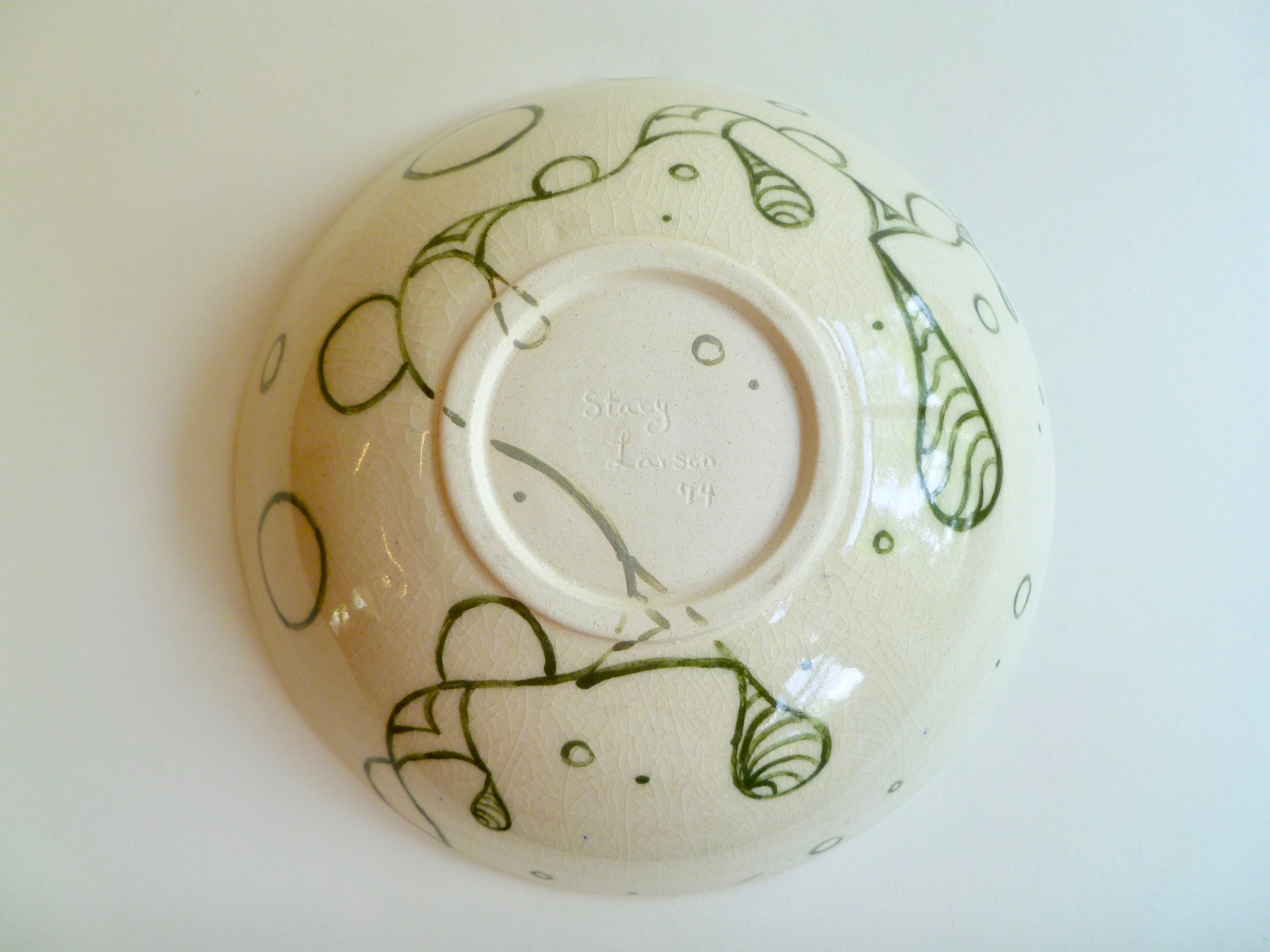 Fun Design Bowl (back)