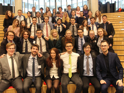 Drafting a New EU Narrative in The Hague: Young People's 2018 Hague Congress