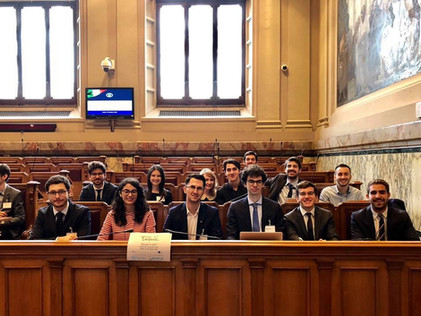 """""""Europe on Trial"""" on the economic crisis in Rome"""