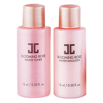 Набор JAYJUN Cosmetic Blooming Rose Water Skin Care Kit (Тоник + Эмульсия)