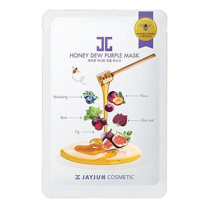 Маска для лица JAYJUN Cosmetic Honey Dew Purple Mask