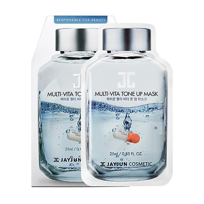 Маска для лица JAYJUN Cosmetic Multi-Vita Tone Up Mask