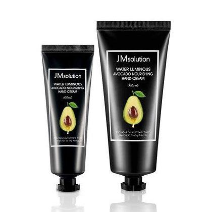 Крем для рук JM Solution Water Luminous Avocado Nourishing Hand Cream 50мл+100мл