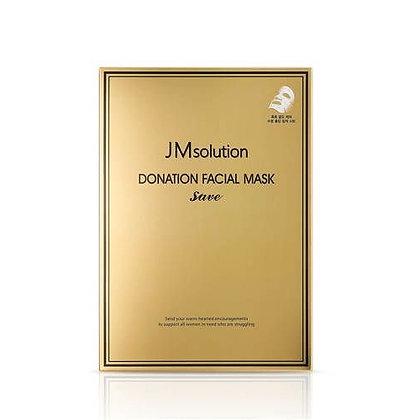 Маска для лица JM Solution Donation Facial Mask Save