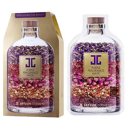 Маска для лица JAYJUN Cosmetic Purple Fragrance Mask