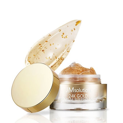 Ночная маска для лица JM Solution 24K GOLD PREMIUM Sleeping Mask