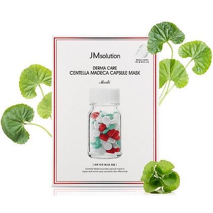 Маска для лица JM Solution Derma Care Centella Madeca Capsule Mask