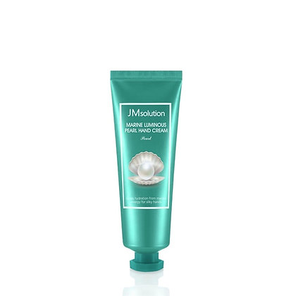 Крем для рук JM Solution Marine Luminous Pearl Hand Cream 50мл