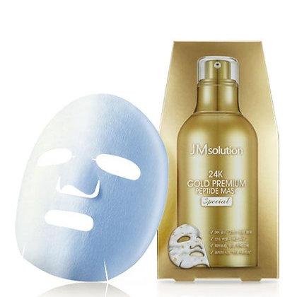 Маска для лица JM Solution 24K GOLD PREMIUM Peptide Mask