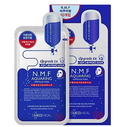 Маска для лица MEDIHEAL N.M.F Aquaring Ampoule Mask EX.