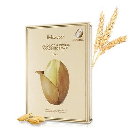 Маска для лица JM Solution Lacto Saccharomyces Golden Rice Mask