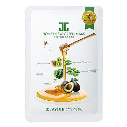 Маска для лица JAYJUN Cosmetic Honey Dew Green Mask