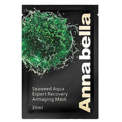 Маска для лица Annabella Seaweed Aqua Expert Recovery Antiaging Mask