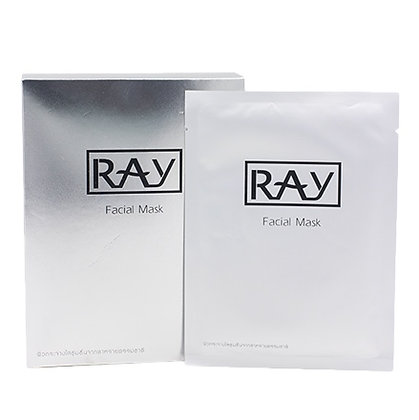Маска для лица RAY Silver Facial Mask увлажняющая