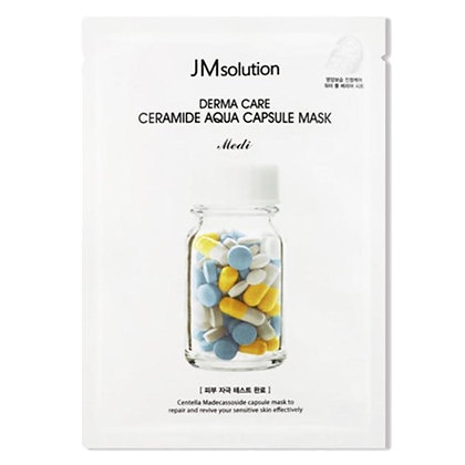 Маска для лица JM Solution Derma Care Ceramide Aqua Capsule Mask