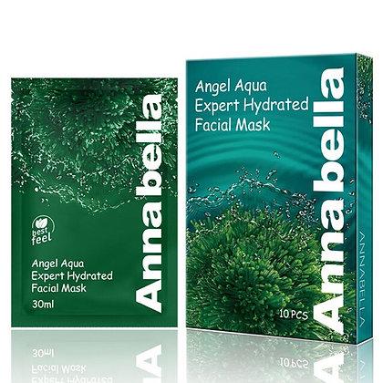 Маска для лица Annabella Angel Aqua Expert Hydrated Facial Mask